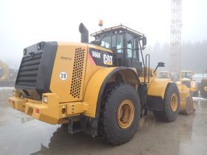 utovarivaci caterpillar 966 k