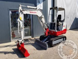 mini bageri takeuchi tb235