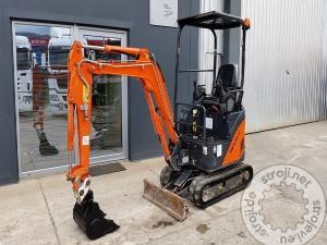 mini bageri hitachi zx17u 2 clr