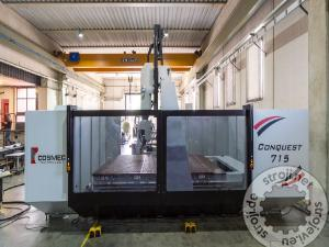 cnc strojevi cosmec conquest 515