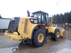 utovarivaci caterpillar 966 k xe