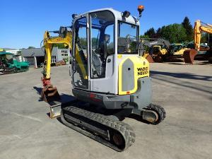 mini bageri neuson 38z3 vds powertilt