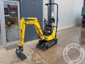 mini bageri new holland e9sr razsiritev