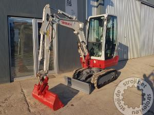 mini bageri takeuchi tb 228