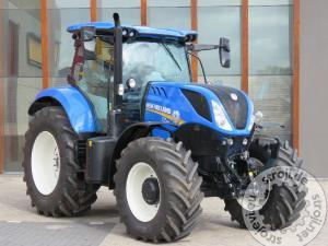 Traktori traktor, NEW HOLLAND New Holland T7.190, MY 18, SW, PC, GPS!