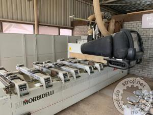 cnc strojevi morbidelli author 430